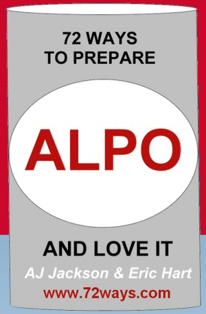 72 Ways to Prepare ALPO and Love It